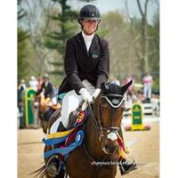 Lauren Kieffer and Veronica, 2014 Rolex/USEF National CCI4* Champions (Shannon Brinkman Photo)