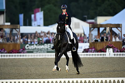 British Team Comes Up Trumps at Windsor