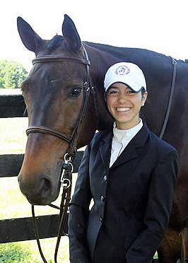 Mary Elizabeth Cordia Named Youth Ambassador of 2014 Washington International Horse Show