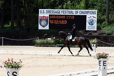 Vita Flex Victory Team Dressage Riders Put in Top Performances at Festival of Champions, Set to Compete in Europe