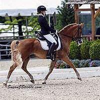 Katrina Sadis and Poldy 10 (SusanJStickle.com)