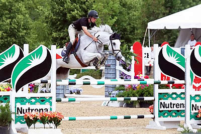 Genn Family Dominates Open Jumper Victories at Showplace Spring Spectacular III