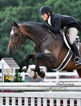 Charleston Summer Classic II Sees Record Numbers in Hunter Derby