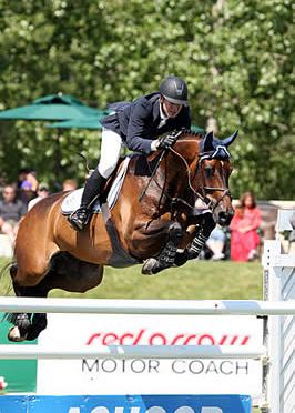 Ward and HH Carlos Z Win Ashcor Technologies Cup at Spruce Meadows
