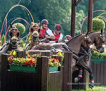 Chester Weber Secures Major Victory in Aachen