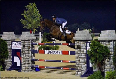 Pablo Barrios Furthers Lead in Hagyard Challenge Series Standings