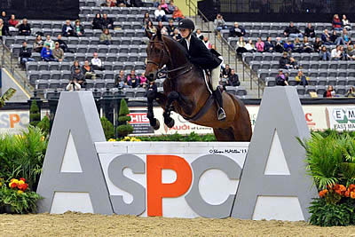 USEF Network Provides Live Coverage of ASPCA Maclay Finals at National Horse Show