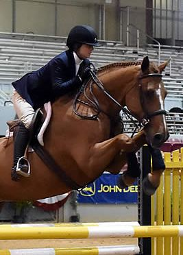 Ashton Alexander Claims Title of Region 3 Maclay Champion at Southeast Medal Finals