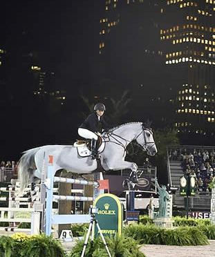 Georgina Bloomberg Wins Inaugural $210,000 Central Park Grand Prix CSI 3*