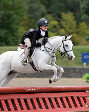 Pony Jocks Star at Marshall & Sterling Insurance Finals