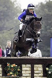 USEF Land Rover Grant Recipients Earn Top 20 Finish at Fidelity Blenheim Int'l HTs