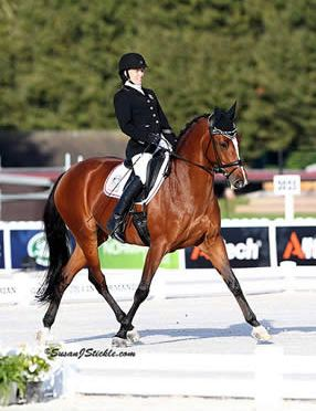 Cherry Knoll Farm's Dressage Powerhouse: Todd Flettrich and Rebecca Hart