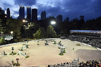 First Annual Central Park Horse Show Concludes