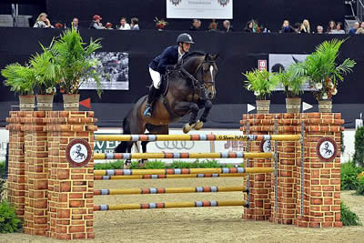 Philippaerts Captures Copernicus Stables $75,000 International Open Jumpers at NHS