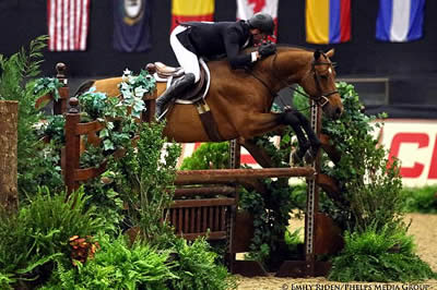 Banner Day for Betsee Parker, Scott Stewart and Hunt Tosh at National Horse Show