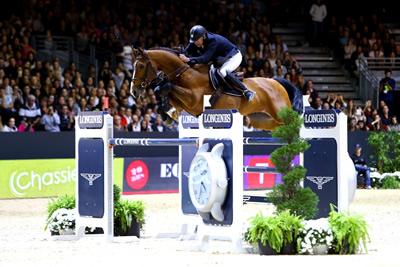 Bost Is Best at Longines Leg in Lyon