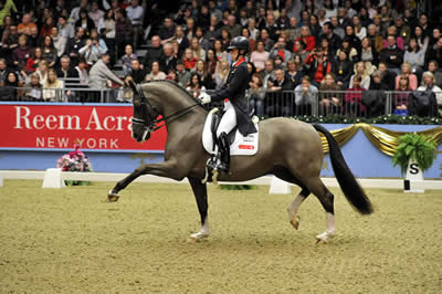 Nominations for Reem Acra FEI World Cup Dressage Leg at Olympia Horse Show Announced