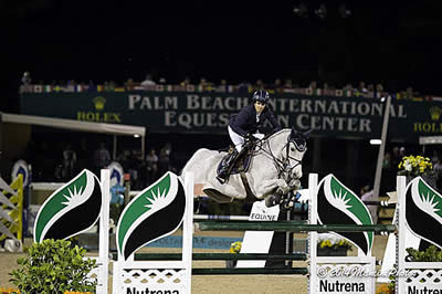Laura Kraut and Cedric Win $50,000 Holiday & Horses Grand Prix CSI-W 2*