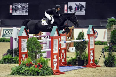 Madden Outguns Ward in Sensational Jump-Off at $250k CP World Cup Qualifier at NHS