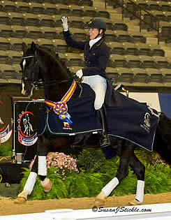 First Round of 2014 Championship Titles Are Awarded at US Dressage Finals