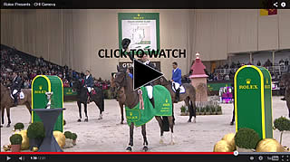 Rolex Presents CHI Geneva, the Third Equestrian Major of 2014