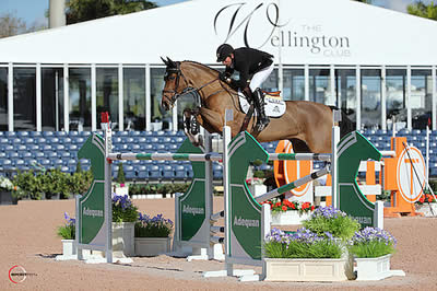 Lamaze Scores a Hat Trick in Ruby et Violette WEF Challenge Cup Series at the 2015 WEF