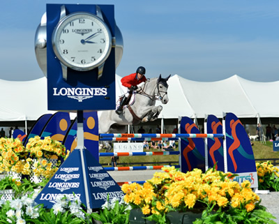 Laura Kraut and Cedric Close HITS Ocala CSIO4* with a $150,000 FEI Ocala Grand Prix Win