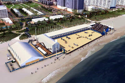 Miami's South Beach Welcomes Longines Global Champions Tour