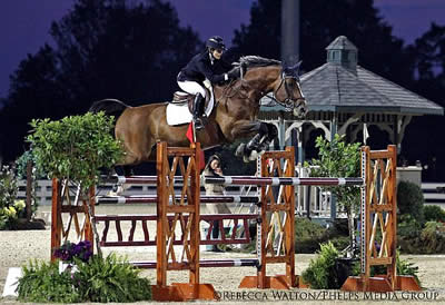 FEI Show Jumping Events Return to Kentucky Spring Horse Shows