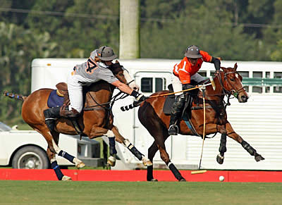 Casablanca Marches Off with Polo Training Foundation Challenge