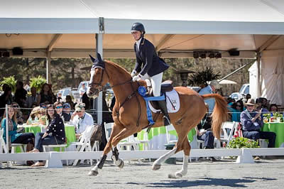 Kieffer Claims Both Adequan USEA Gold Cup Divisions at Red Hills