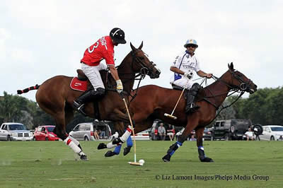 Cambiaso Catapults Valiente to Victory, Eclipses Coca-Cola 12-8 in Final Chukker