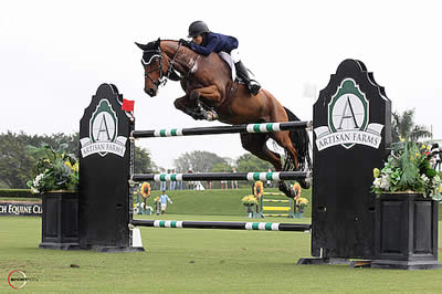 Adrienne Sternlicht and Quidam MB Top $50,000 Artisan Farms Under 25 Grand Prix Final