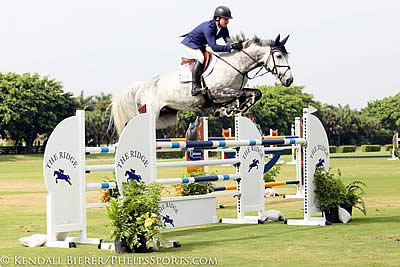 Conor Swail Swoops In to Steal $24,990 Ridge at Wellington Turf Tour Grand Prix Finale