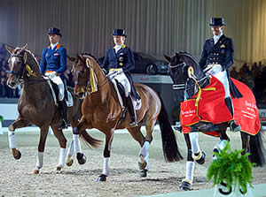 Gal and Undercover Reign Supreme on Home Ground at 's-Hertogenbosch