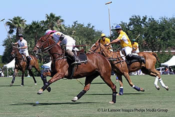 JPMorgan Chase Rides Off with Senators Cup in 6th Annual International Gay Polo Tournament