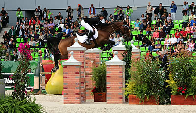 Show Jumper Danielle Goldstein Takes On Europe after Amazing Winter Season in Florida