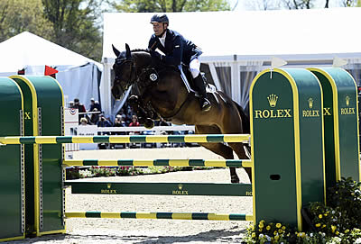 Michael Jung Claims Rolex Kentucky Three-Day Event with 1st and 3rd Place
