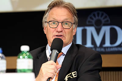 FEI Sports Forum 2015: Dressage and Eventing Sessions Discuss Proposed Format Changes