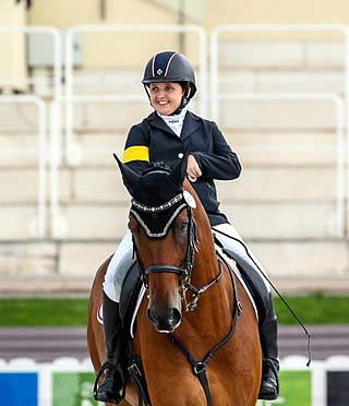 Jersey Fresh International Three-Day Event Includes Para-Dressage Demonstration