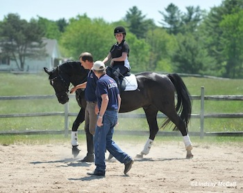 Para-Equestrian Pipeline Training Camp May 26-30