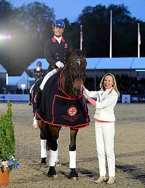 Carl Hester Clinches Back to Back Windsor Wins