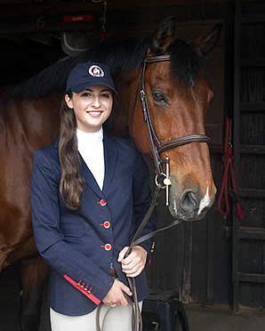 Washington International Horse Show Announces Miriam Dupree as 2015 Youth Ambassador