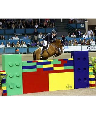 Del Mar International Horse Show Awarded FEI 4* Rating