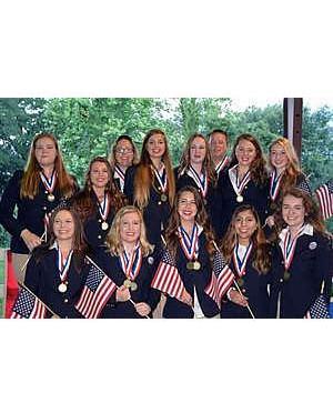 US Team and Individuals Claim Gold at US Saddle Seat Invitational