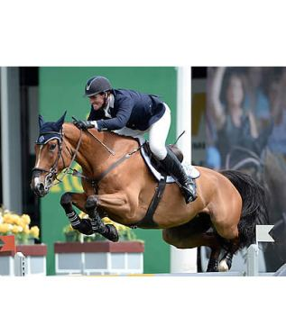 Quentin Judge and HH Whisky Rolaye Top $50,000 Aon Cup at Spruce Meadows