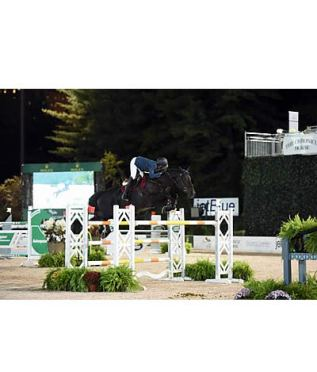 Daniel Bluman's Patience Pays Off for a Win in $212,000 U.S. Open CSI 3* Grand Prix