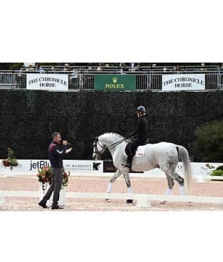 Rolex Central Park Horse Show Concludes with Charlotte Dujardin Master's Class