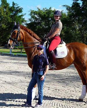 McDonald Steps Down as USEF Developing Dressage Coach