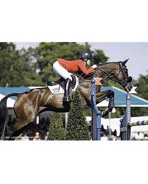 Michael Jung Wins Land Rover Burghley Horse Trials